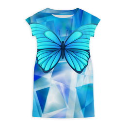 """Платье летнее """"BUTTERFLY"""" - арт, стиль, дизайн, графика, иллюстрация"""