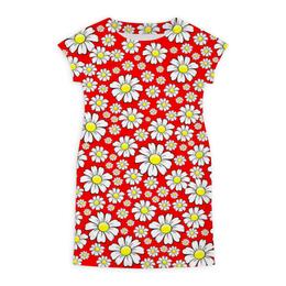 """Платье летнее """"РОМАШКИ"""" - красиво, позитив, настроение, ромашка, яркие краски"""