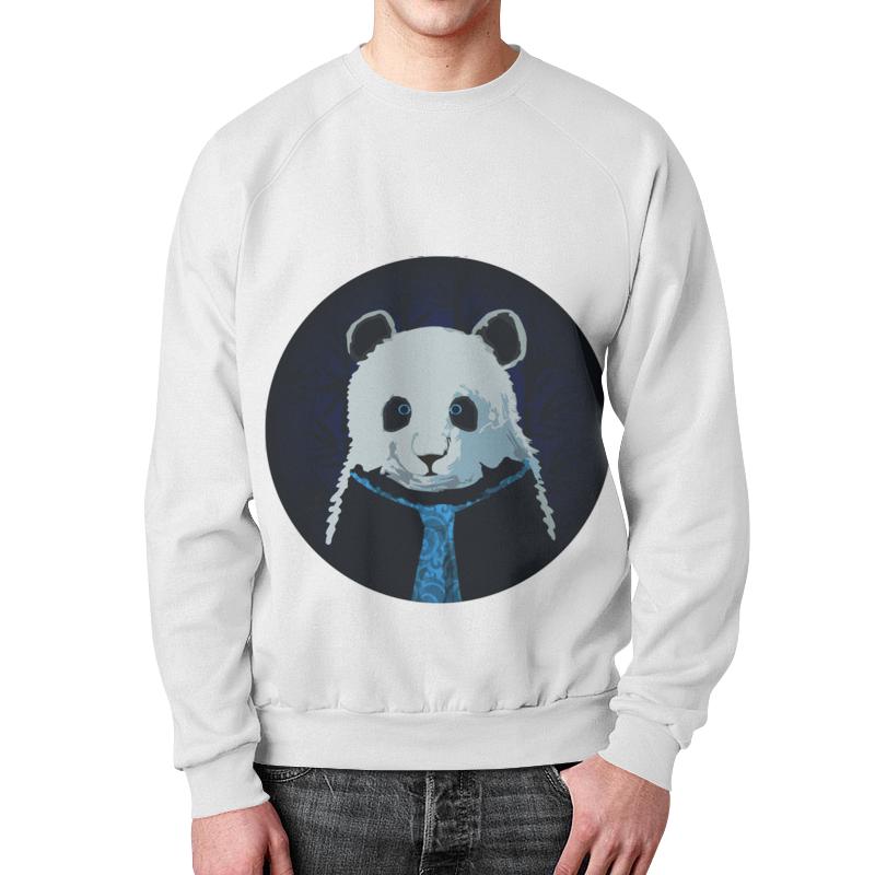 Свитшот унисекс с полной запечаткой Printio Панда свитшот унисекс с полной запечаткой printio мишки панда