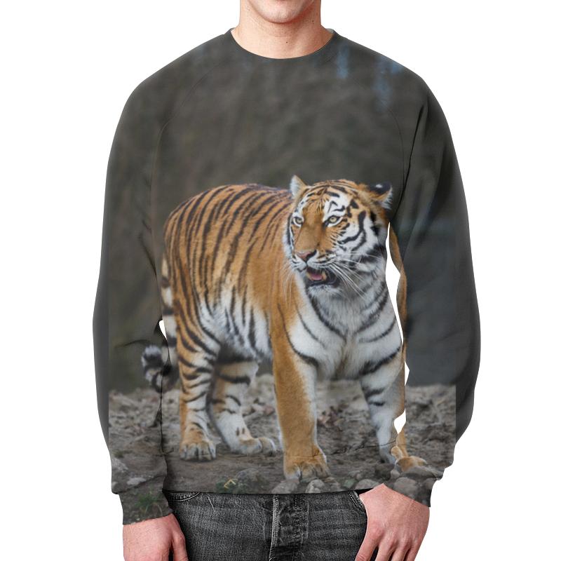 цена Printio Свирепый тигр онлайн в 2017 году