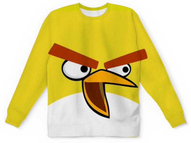 Свитшот унисекс с полной запечаткой Printio Angry birds свитшот унисекс с полной запечаткой printio mcg2 arsb