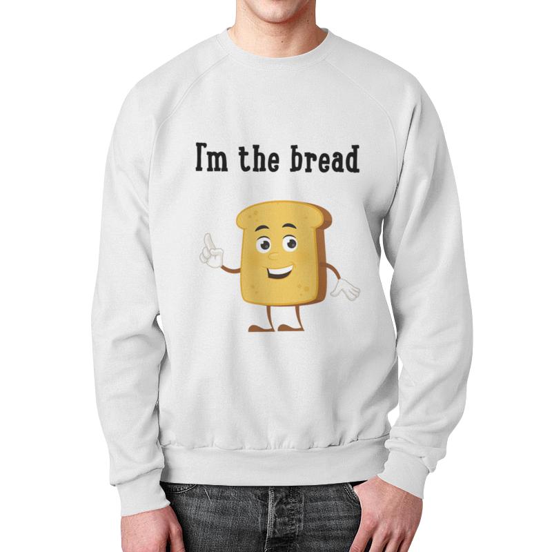 Свитшот унисекс с полной запечаткой Printio Im the bread by brainy managing the store