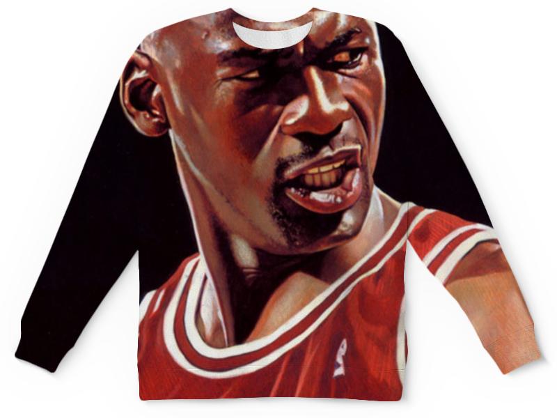 Фото - Свитшот унисекс с полной запечаткой Printio Майкл джордан (michael jordan) футболка с полной запечаткой мужская printio майкл джордан michael jordan