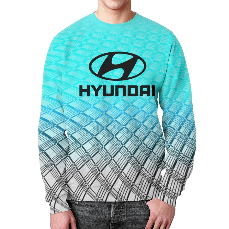 Фото - Свитшот мужской с полной запечаткой Printio Hyundai свитшот унисекс с полной запечаткой printio алфавит