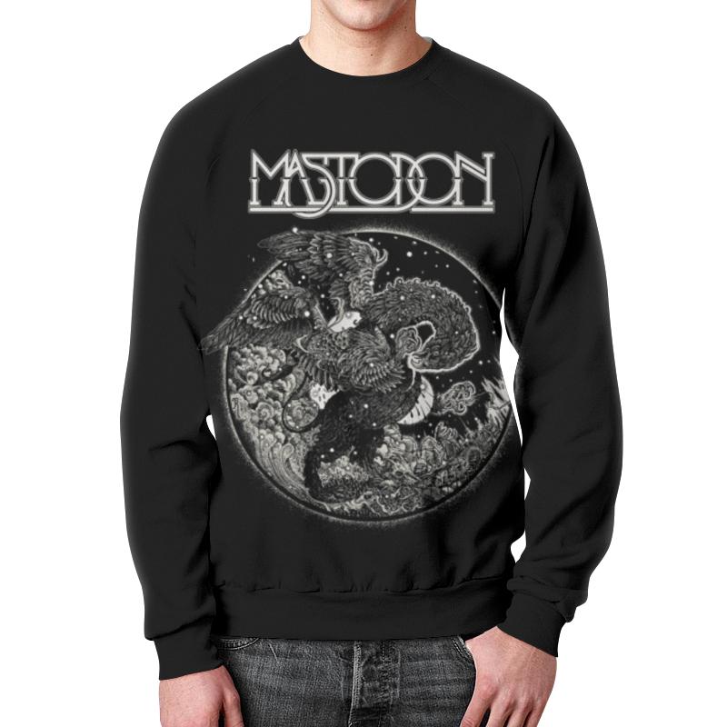 Свитшот мужской с полной запечаткой Printio Mastodon цены