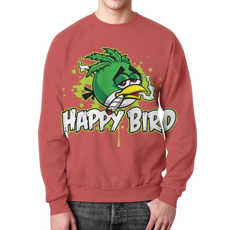 Printio Happy bird майка классическая printio happy bird