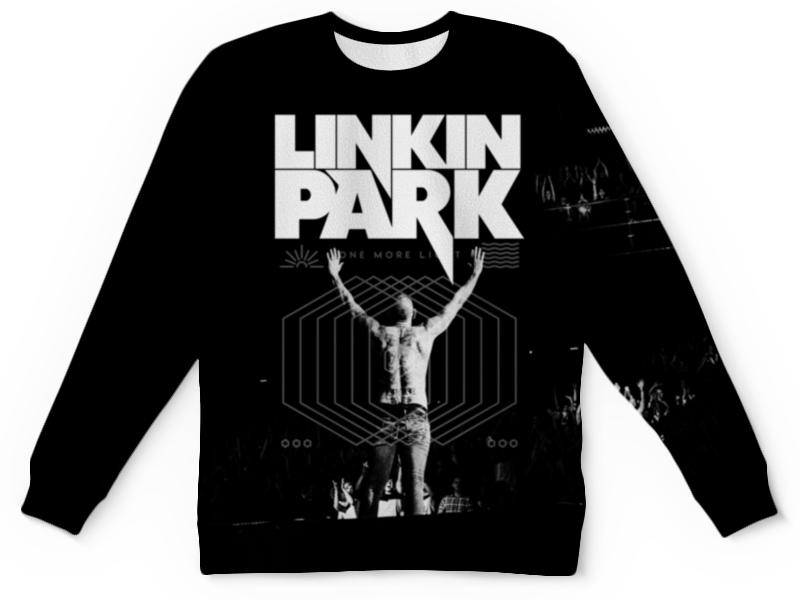 где купить Свитшот унисекс с полной запечаткой Printio Linkin park по лучшей цене