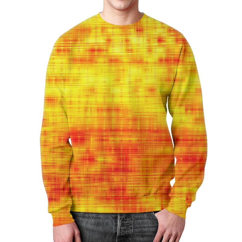 Свитшот мужской с полной запечаткой Printio Текстура цена