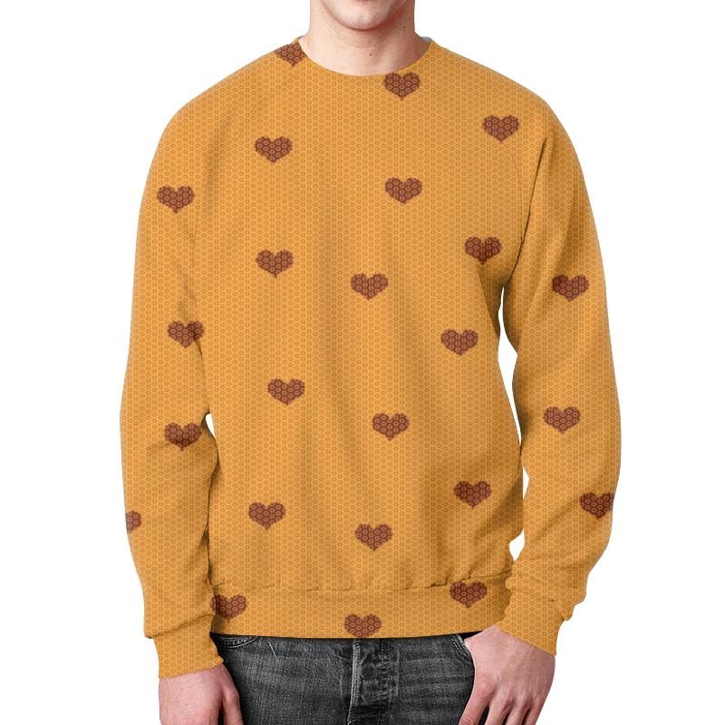 Фото - Свитшот мужской с полной запечаткой Printio Pattern свитшот print bar christmas pattern