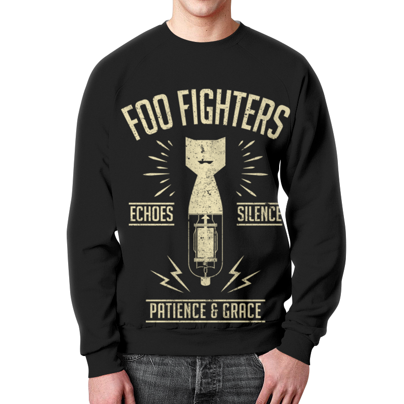 лучшая цена Printio Foo fighters