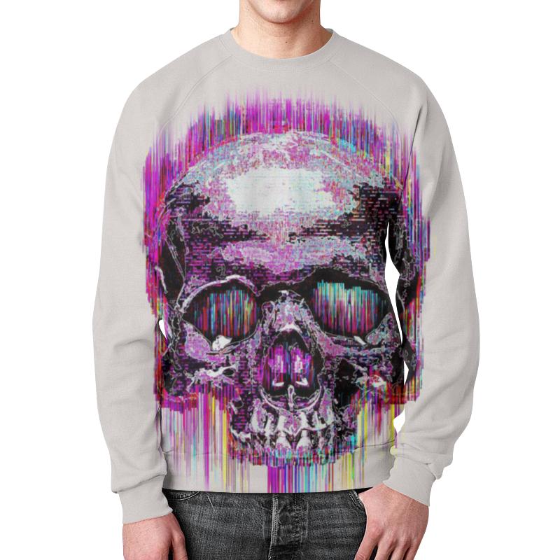 цена Printio Skull art онлайн в 2017 году