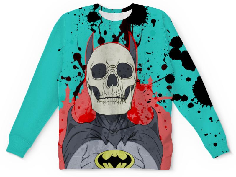 Свитшот унисекс с полной запечаткой Printio Бэтмен свитшот унисекс с полной запечаткой printio underground