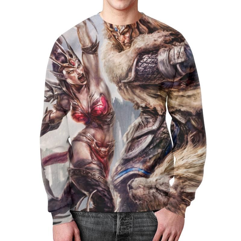 Свитшот мужской с полной запечаткой Printio Warhammer warhammer 40 000 inquisitor – martyr imperium edition [ps4]