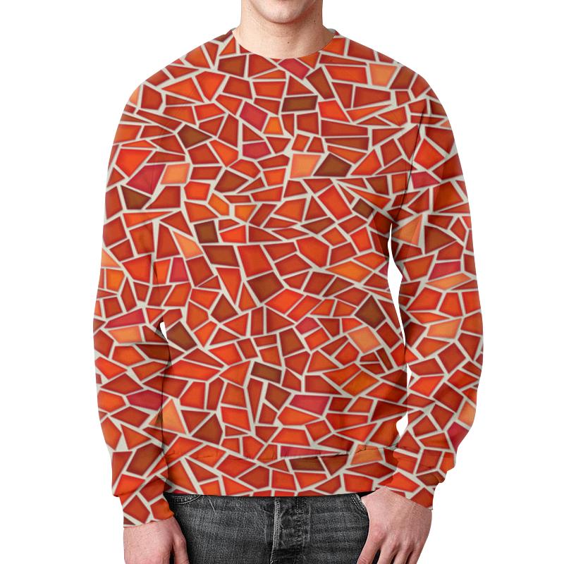 Printio Мозаика свитшот мужской с полной запечаткой printio яркая мозаика