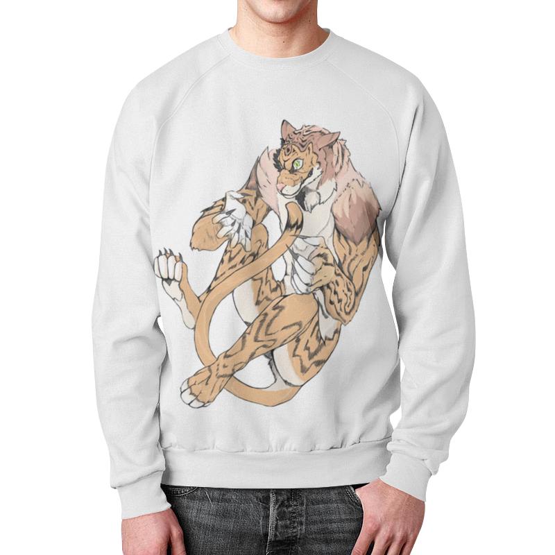 Свитшот мужской с полной запечаткой Printio Jazz sweatshirt sweatshirt ruck