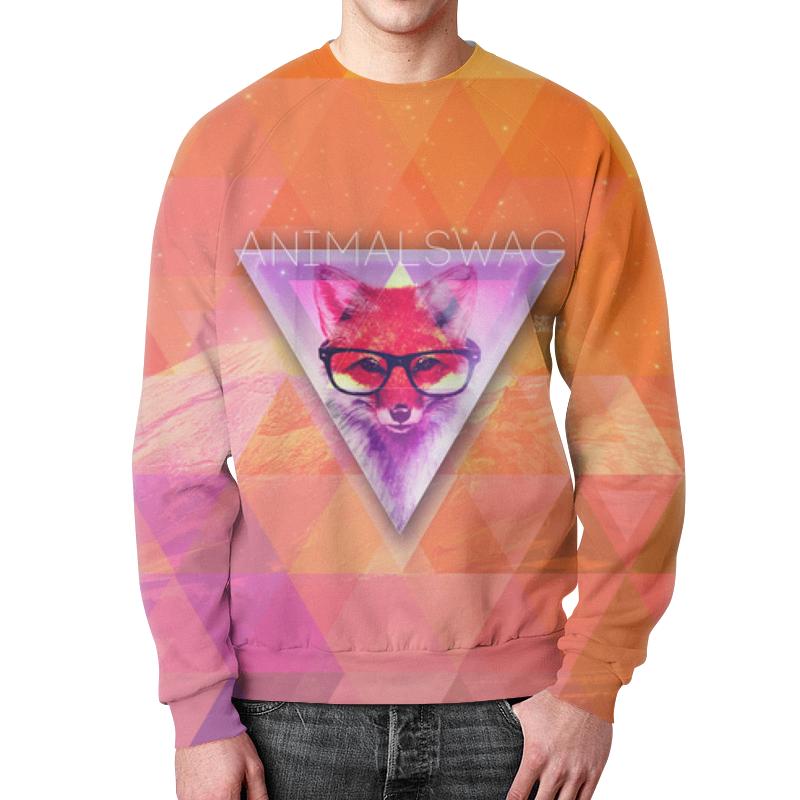 Printio animalswag ii collection: fox цена