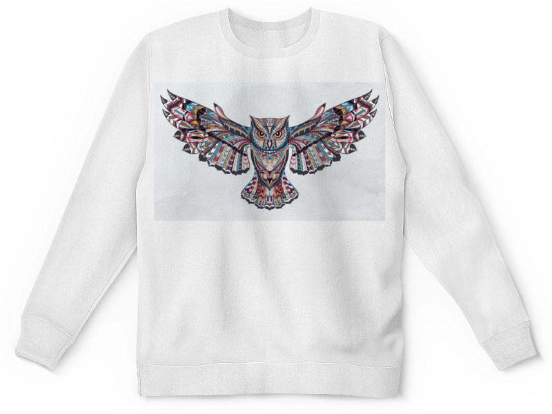 Свитшот унисекс с полной запечаткой Printio Night owl свитшот унисекс с полной запечаткой printio night owl