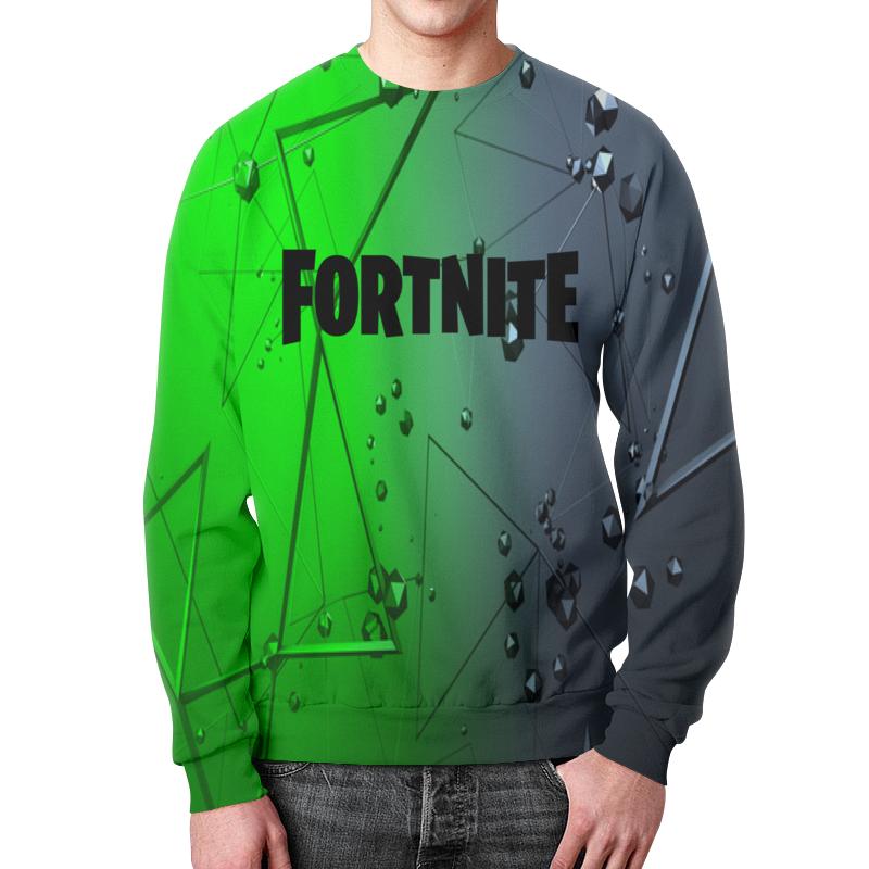 Свитшот мужской с полной запечаткой Printio Fortnite 2019 new fortnite 100