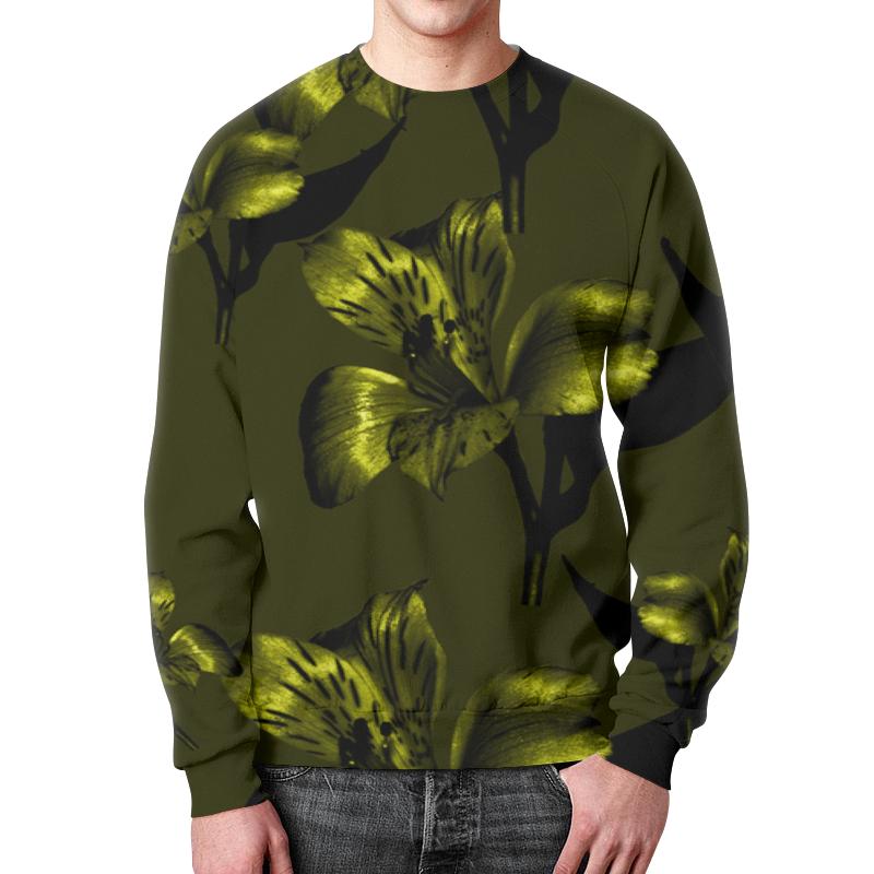 Фото - Printio Лилии свитшот мужской с полной запечаткой printio лилии