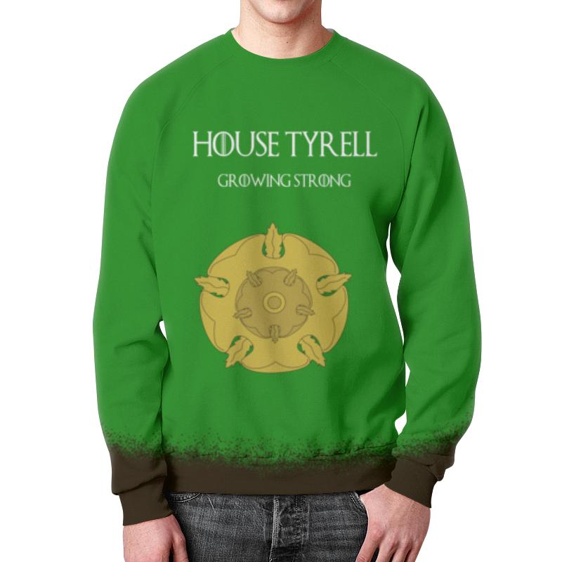 Свитшот мужской с полной запечаткой Printio House tyrell свитшот print bar house md
