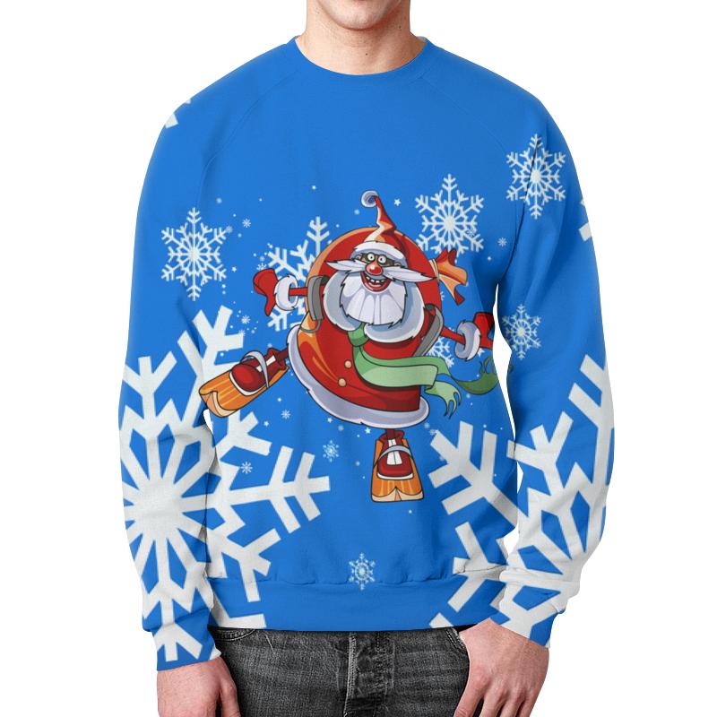 лучшая цена Printio Санта клаус