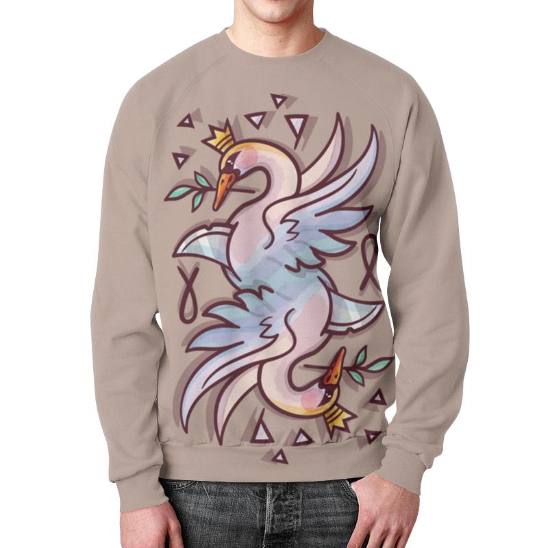 Printio Птица мира - акварель богатая птица fuguiniao мужской деловой случайный куртка мужской удобный slim воротник рубашка 17014fg1703 темно синий m