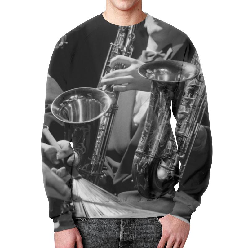 Printio Jazz - 1 футболка с полной запечаткой мужская printio jazz trumpet saxophone