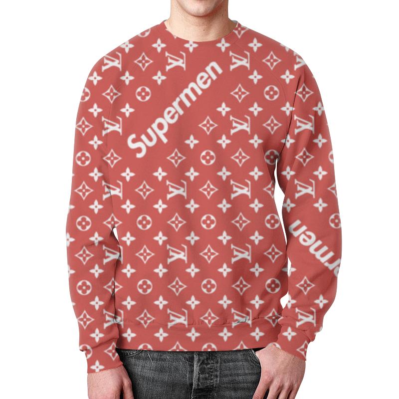 Фото - Printio Supermen свитшот мужской с полной запечаткой printio supermen