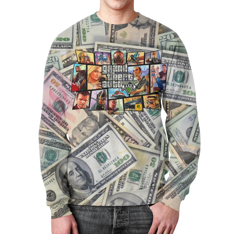 Printio Grand theft auto (dollars) do foreign dollars discourage entrepreneurship
