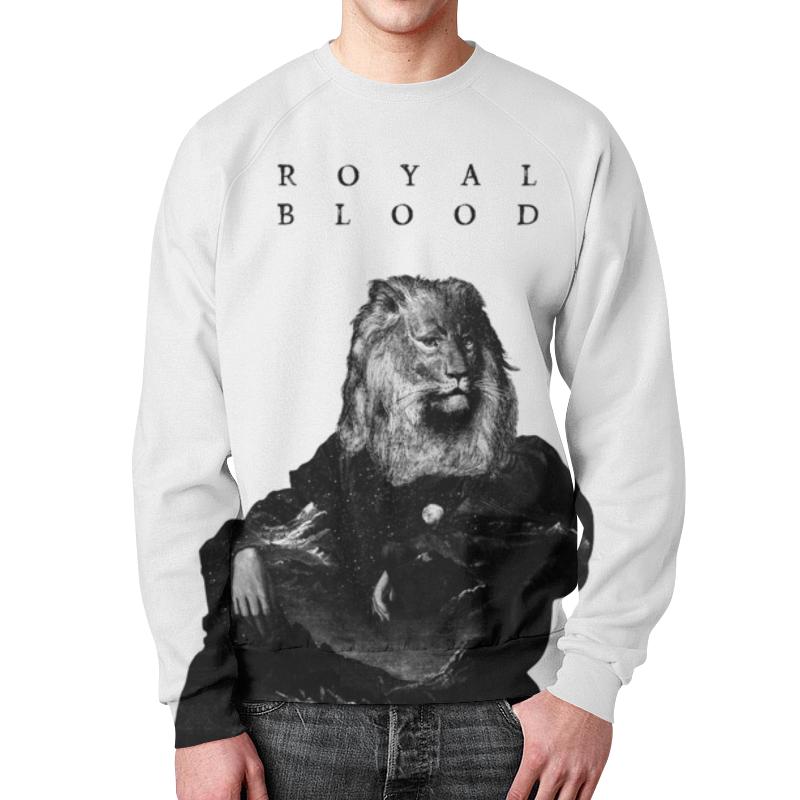 Printio Royal blood свитшот print bar dota blood