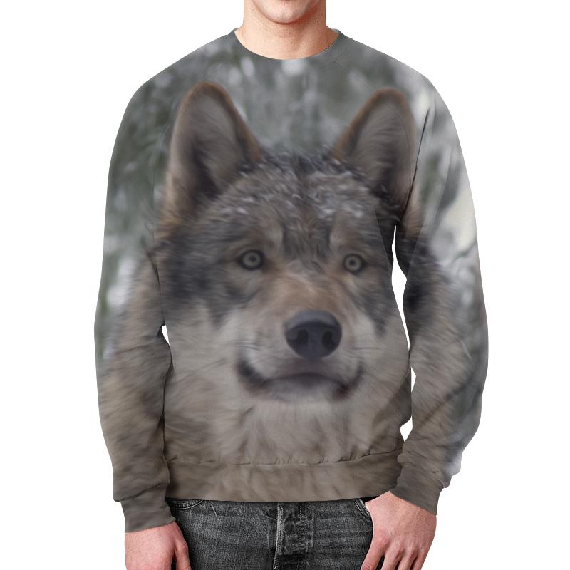 где купить Printio Волк в лесу по лучшей цене