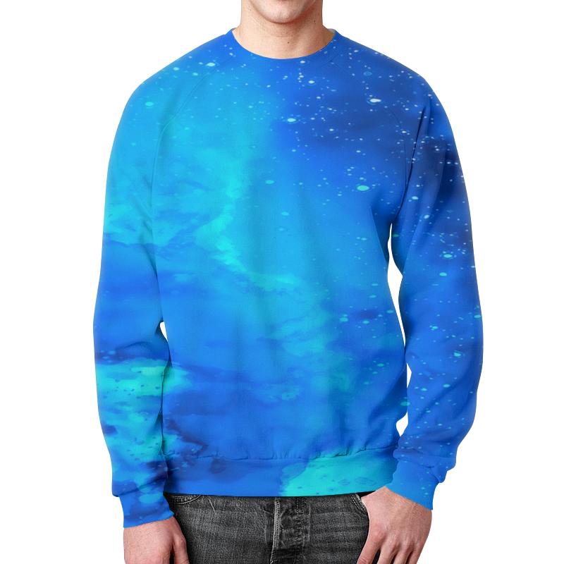 Свитшот унисекс с полной запечаткой Printio Звездное небо картленд барбара звездное небо гонконга