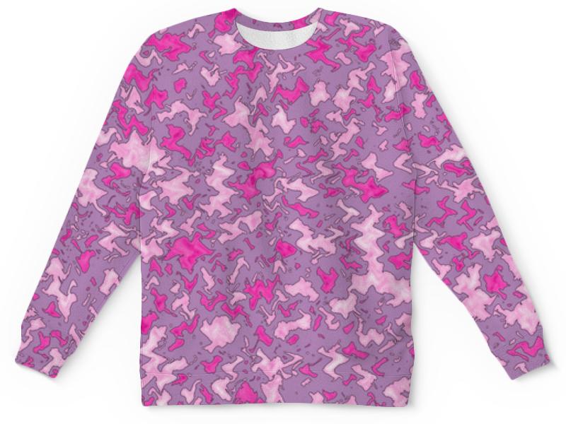 Printio Камуфляж мраморный (розовый) свитшот мужской с полной запечаткой printio розовый камуфляж