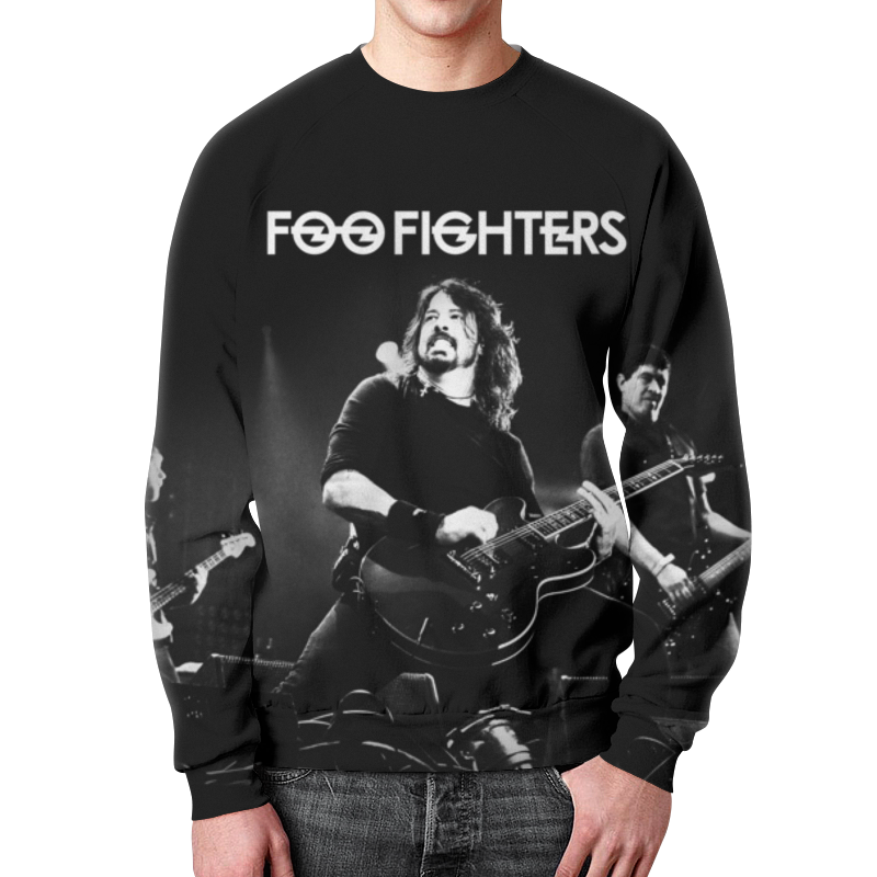 Printio Foo fighters бомбер printio foo fighters