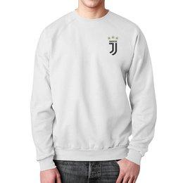 """Свитшот мужской с полной запечаткой """"Juventus"""" - футбол, ronaldo, футбольный клуб, ювентус, juventus"""