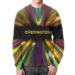 """Свитшот унисекс с полной запечаткой """"Overwatch"""" - игры, компьютерные игры, дозор, overwatch, овервотч"""