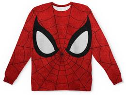 """Свитшот унисекс с полной запечаткой """"Marvel"""" - комиксы, marvel, человек-паук, фантатика"""