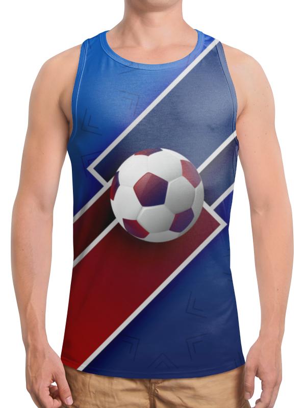 Фото - Printio Футбол борцовка с полной запечаткой printio футбол