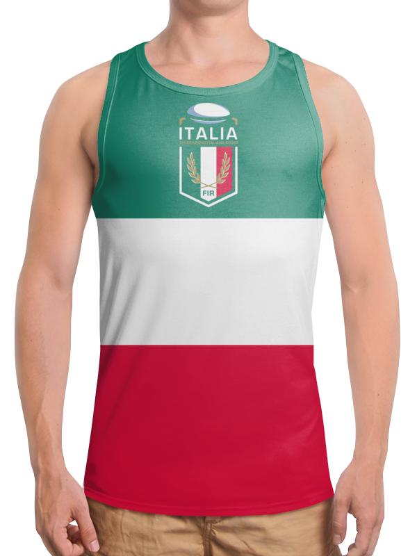 цена Printio Италия регби онлайн в 2017 году