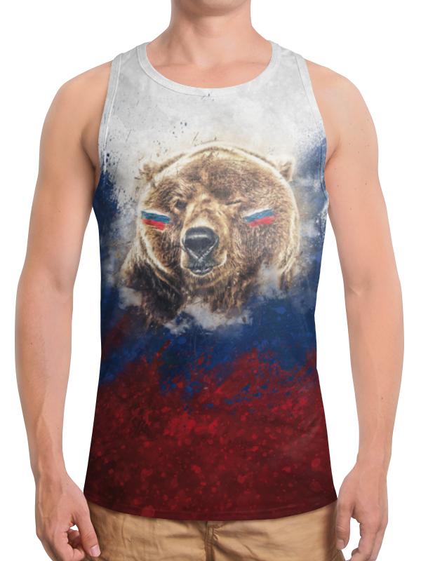 цена Printio Русский медведь онлайн в 2017 году