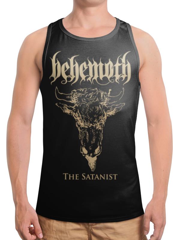 Борцовка с полной запечаткой Printio Behemoth behemoth behemoth ezkaton