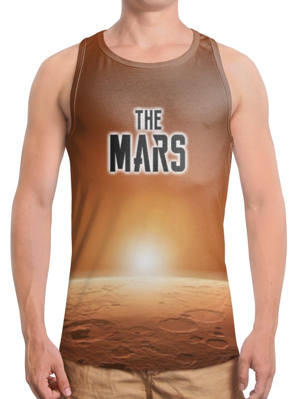 Printio The mars (the planet) the mars volta the mars volta amputechture
