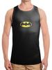 """Борцовка с полной запечаткой """"Бэтмен / Batman"""" - комиксы, batman, джокер, символ"""