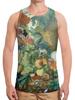 """Борцовка с полной запечаткой """"Фрукты и цветы (Ян ван Хёйсум)"""" - картина, живопись, ян ван хёйсум"""