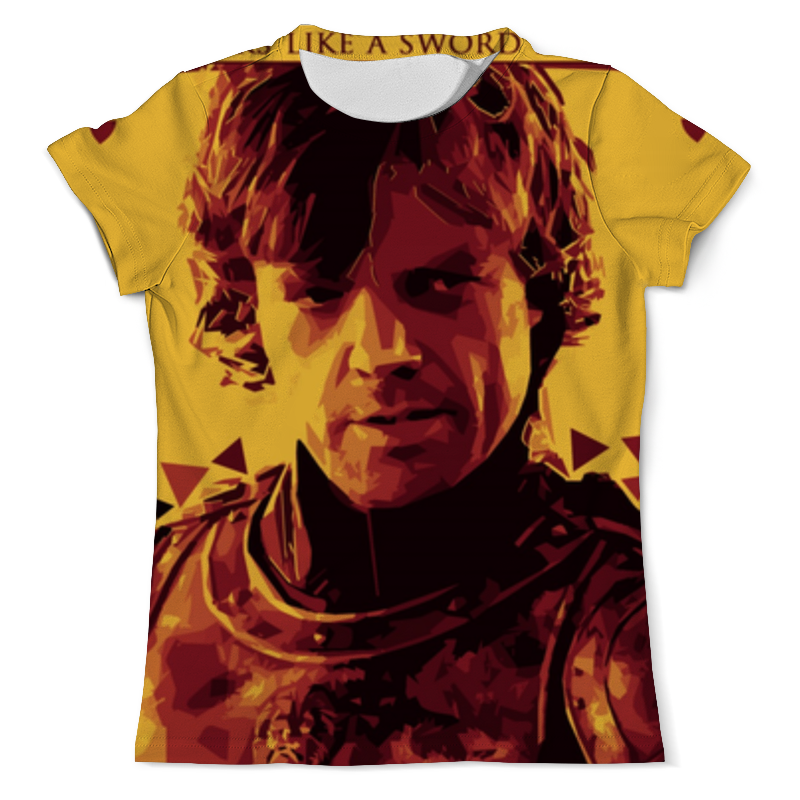 лучшая цена Printio Тирион ланнистер , tyrion lannister