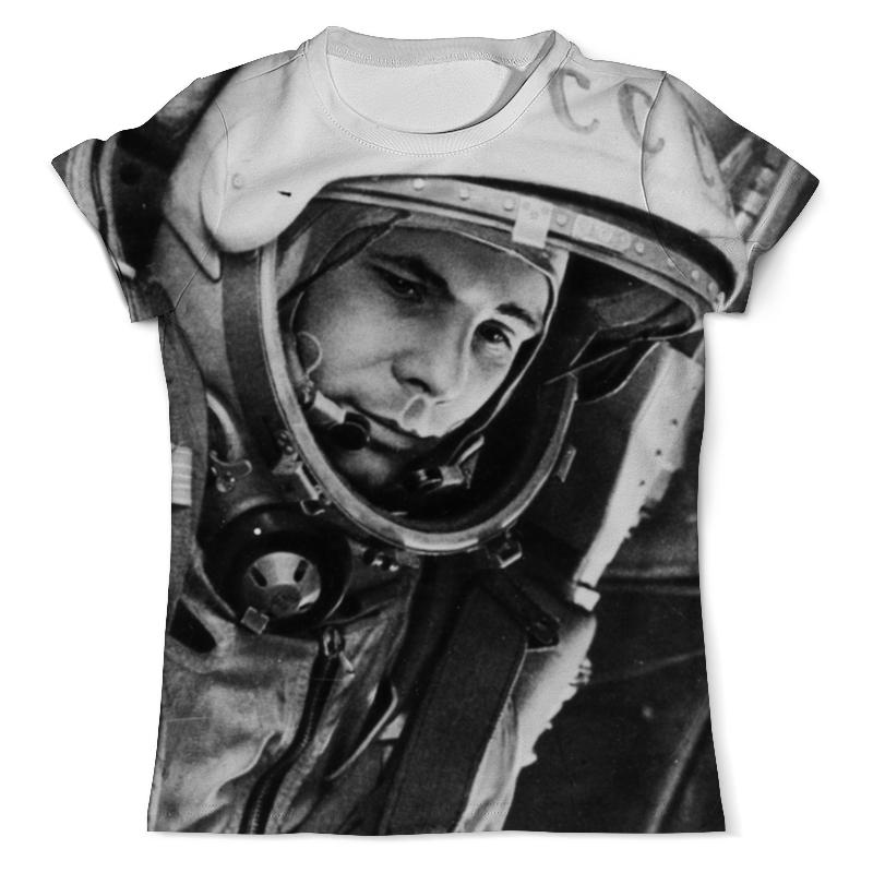 Printio Юрий гагарин, космос футболка с полной запечаткой мужская printio юрий гагарин космос