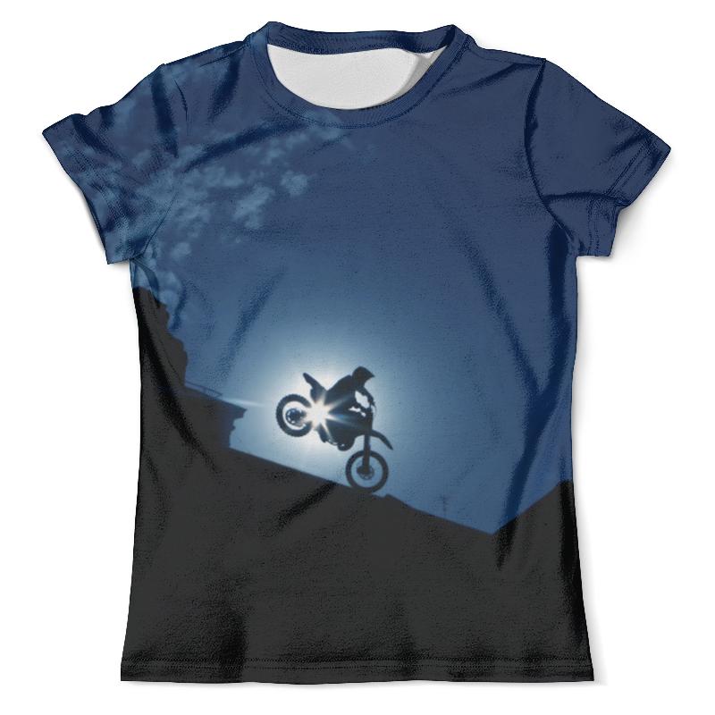 Футболка с полной запечаткой (мужская) Printio Мотоцикл мотоцикл other st50 19 kitano