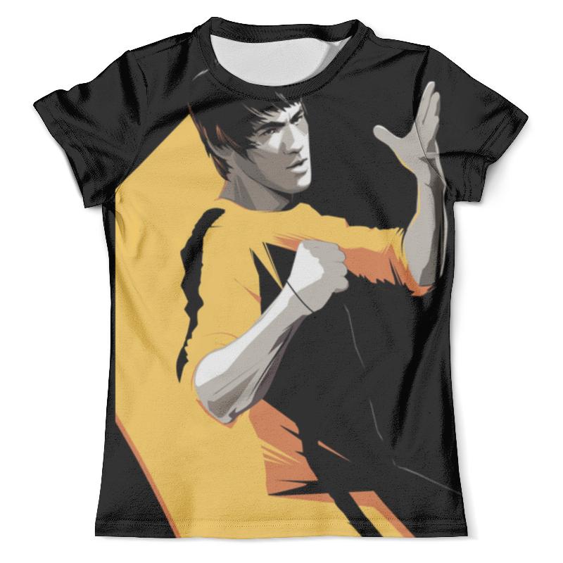 Футболка с полной запечаткой (мужская) Printio Брюс ли футболка с полной запечаткой мужская printio composition vi патрик генри брюс