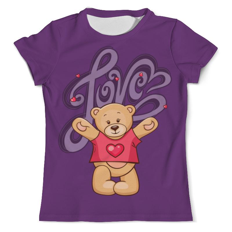 Printio Люблю тебя! футболка с полной запечаткой мужская printio я люблю тебя