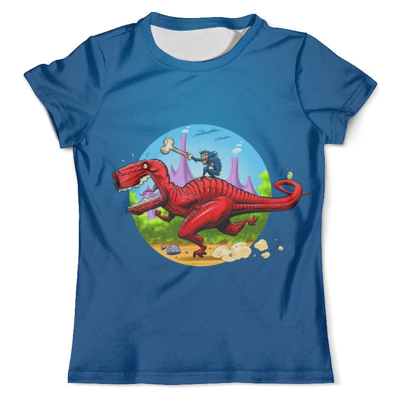 Футболка с полной запечаткой (мужская) Printio Devil dinosaur футболка с полной запечаткой мужская printio мерч группы devil s secrets